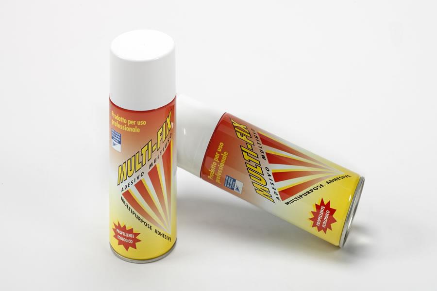 Adesivo spray Multifix Image