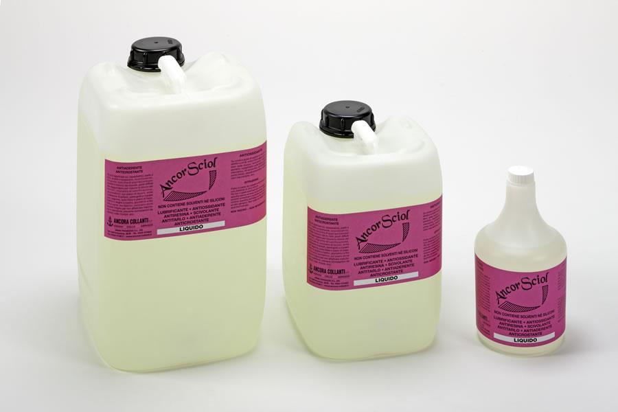 Sciolina Ancorsciol – lubrificante, antiossidante Image
